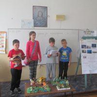 Проектно базирано обучение по Човекът и природата в 3 А клас
