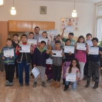 Петокласници от нашето училище се присъединиха към киберскаутската общност
